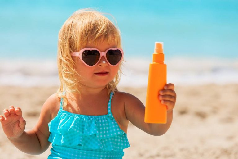 Sunscreen Safety